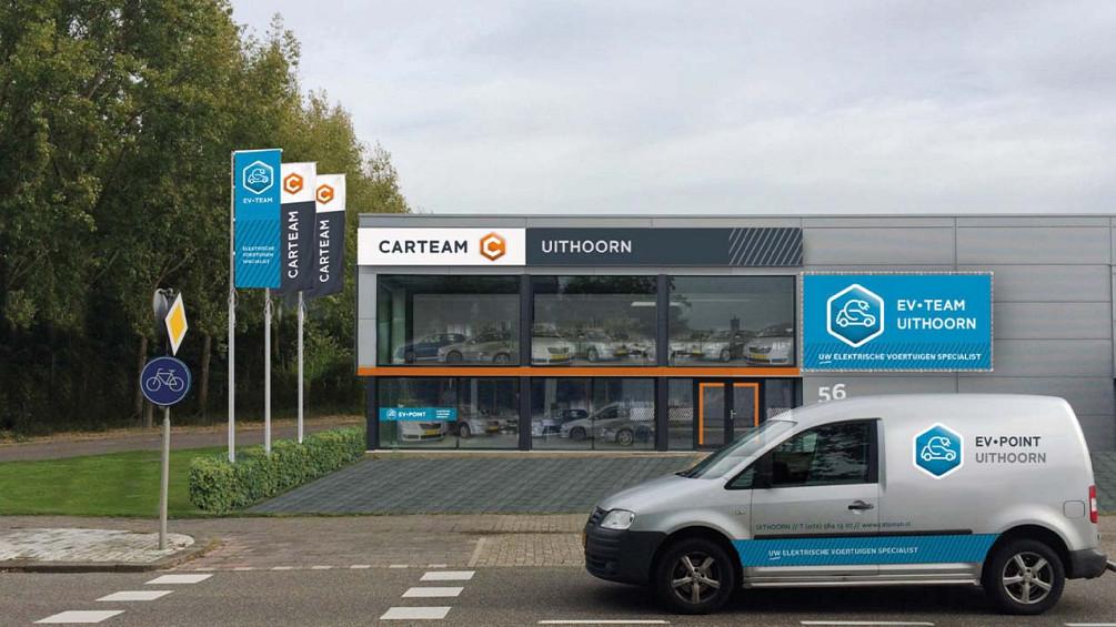 EV Team: onderhoud voor uw elektrische/hybride auto